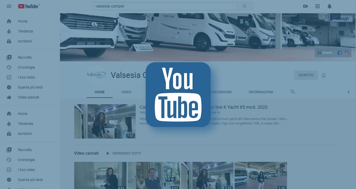 Clicca sull'immagine per visualizzare tutti i nostri video